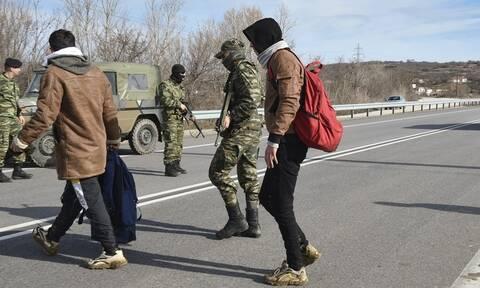 Έβρος: Μετανάστες – εισβολείς μπήκαν σε χωριά – Κλοπές και καταστροφές