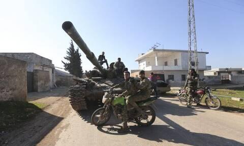 Τουρκικό υπουργείο Άμυνας: Καταρρίψαμε πολεμικό αεροσκάφος του συριακού καθεστώτος