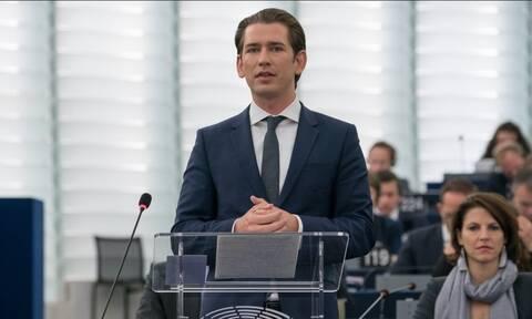 Канцлер Австрии назвал ситуацию на греко-турецкой границе «атакой на Грецию и Европу»