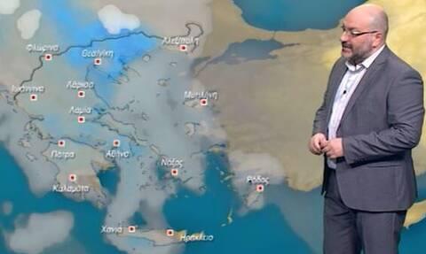 Καιρός: Τελείωσε ο χειμώνας; Η απάντηση του Σάκη Αρναούτογλου για τις ψυχρές εισβολές...