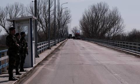 Στον Έβρο και ο Ερυθρός Σταυρός - Αυγερινός και Rocca μεταβαίνουν στην παραμεθόριο