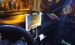 Θεσσαλονίκη: Οδηγοί ταξί έκαναν «κούρσες» με απενεργοποιημένα ταξίμετρα και tablet