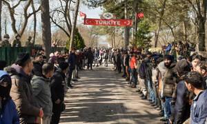 Έβρος: Απετράπη η είσοδος σε 26.500 μετανάστες – 218 συλληφθέντες