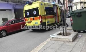 Λαμία: Αυτοκίνητο παρέσυρε 12χρονο μαθητή στο κέντρο της πόλης