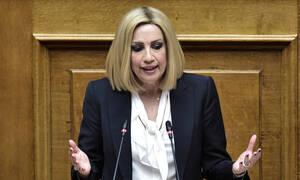 Έβρος-Γεννηματά: Απαιτούμε από την Ευρώπη αλλαγή πολιτικής και συγκεκριμένες πράξεις