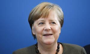 Μέρκελ: «Απαραίτητη μια ζώνη ασφαλείας για τους πρόσφυγες στην Ιντλίμπ»