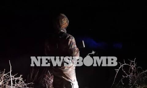 Το Newsbomb.gr στον Έβρο: Σε «κόκκινο» συναγερμό για έκτη μέρα – «Πολιορκούνται» τα σύνορα
