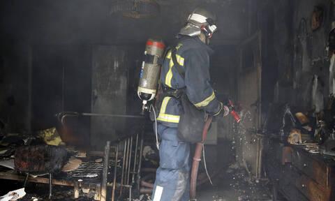 Τραγωδία στην Καστοριά: Νεκρός άνδρας σε φωτιά - Εγκλωβίστηκε μέσα στο σπίτι του