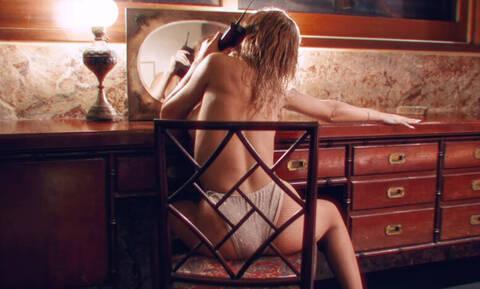 YAYO: Topless η Φουρέιρα στο νέο της video clip (pics)