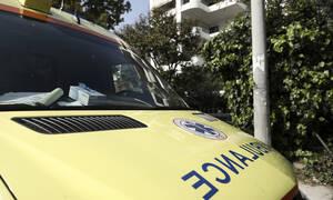 Τραγωδία στη Θεσσαλονίκη: Φορτηγό εξετράπη της πορείας του - Νεκρός ο οδηγός