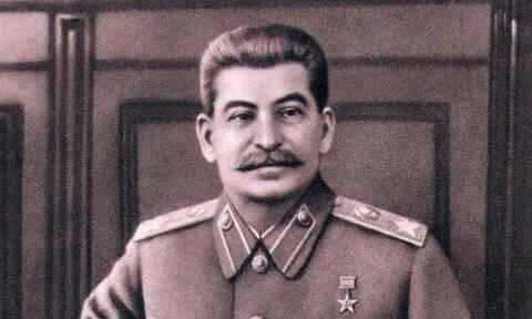 Σαν σήμερα το 1953 πέθανε ο Ιωσήφ Στάλιν