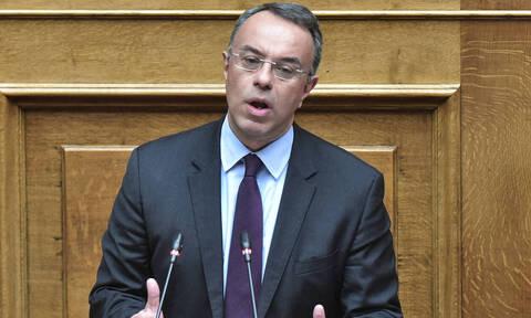Σταϊκούρας: Αξιολογούνται οι επιπτώσεις από τον κοροναϊό – Σε εγρήγορση το υπουργείο Οικονομικών