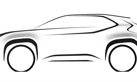 Γιατί η Toyota δεν παρουσίασε το μικρό της SUV που βασίζεται στο Yaris;
