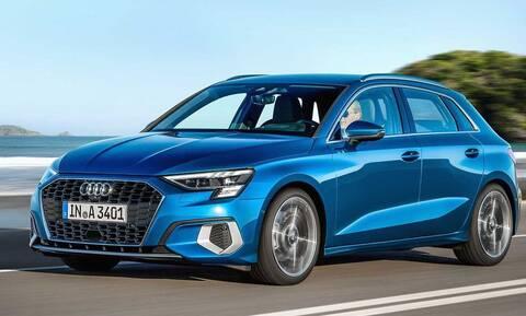 Αυτό είναι το νέο Audi A3 Sportback: Ξεκινά από τα 1.500 κυβικά - Στην Ελλάδα το καλοκαίρι