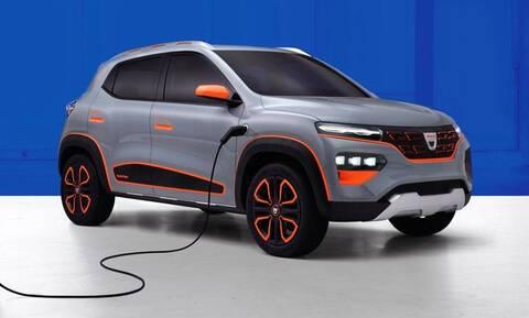 To Spring Electric θα είναι το πρώτο ηλεκτρικό Dacia