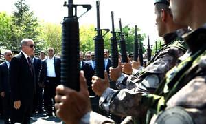 Επικίνδυνη κλιμάκωση: Η Τουρκία στέλνει 1.000 άνδρες των ειδικών δυνάμεων της αστυνομίας στον Έβρο