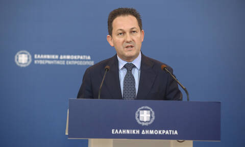 Πέτσας: Ο κ. Τσίπρας και η εθνική υπευθυνότητα δεν πάνε μαζί