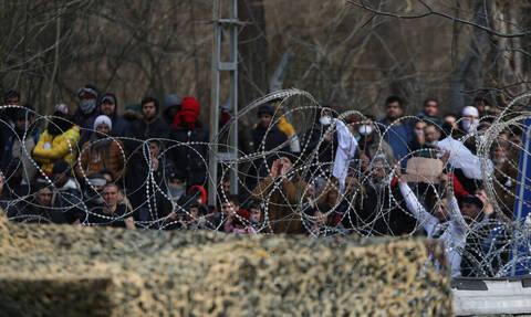 Καστανιές: Για θερμό επεισόδιο στον Έβρο ανησυχούν οι Αρχές