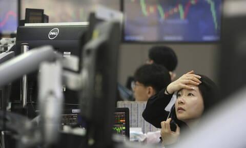 Έξαρση... «κοροναϊού» στη Wall Street - Κάτω από τα 50 δολάρια η τιμή του πετρελαίου
