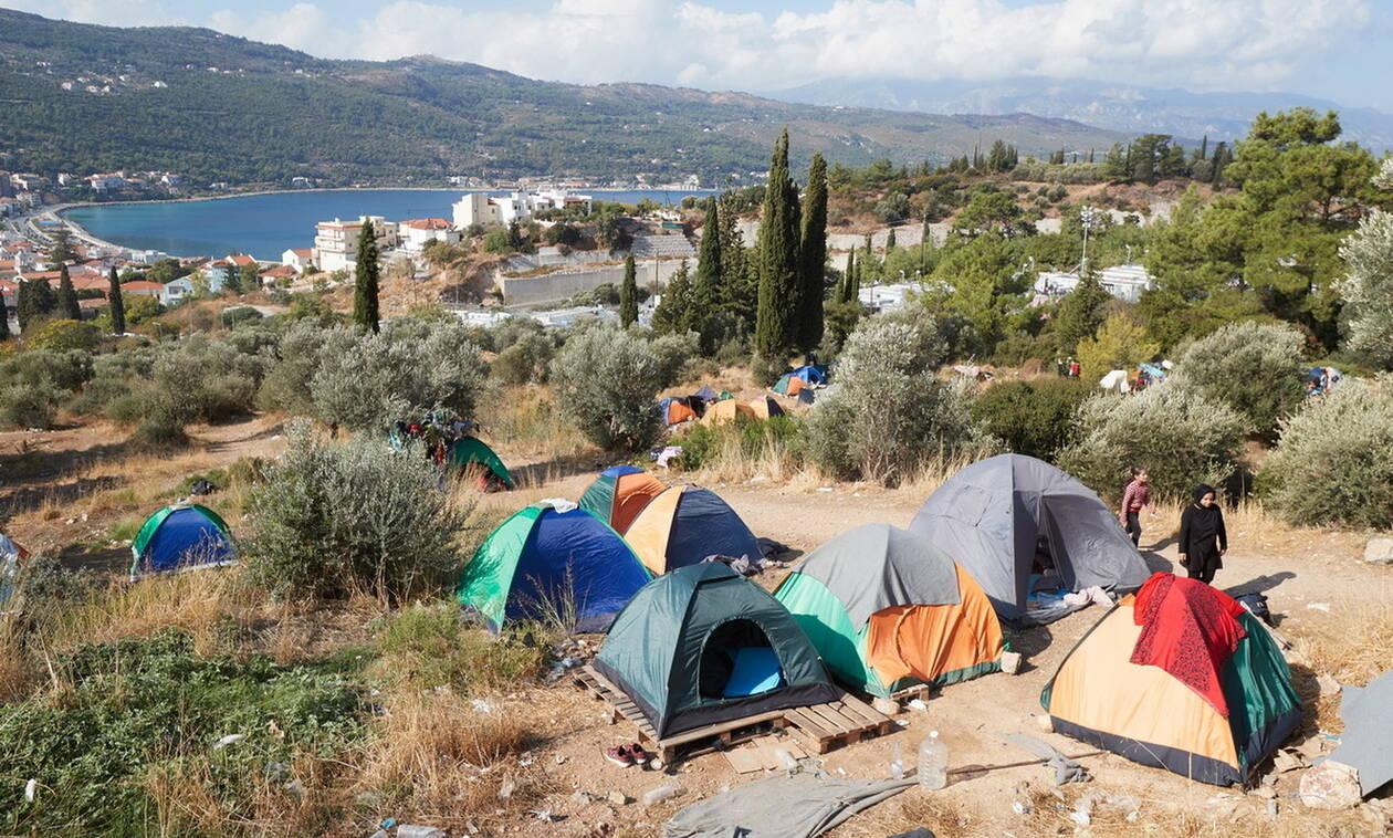 Μεταναστευτικό: «Ναι» από τη Σάμο στη δημιουργία νέας δομής - Αντιδρούν οι κάτοικοι