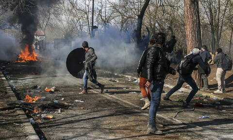 Έβρος: Απετράπη η είσοδος σε 32.423 μετανάστες - Έγιναν 231 συλλήψεις