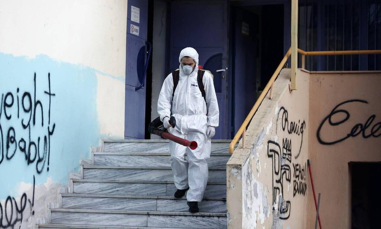 Κοροναϊός - Κλειστά σχολεία: Πού δεν θα γίνουν καθόλου σε όλη την Ελλάδα μαθήματα λόγω COVID-19
