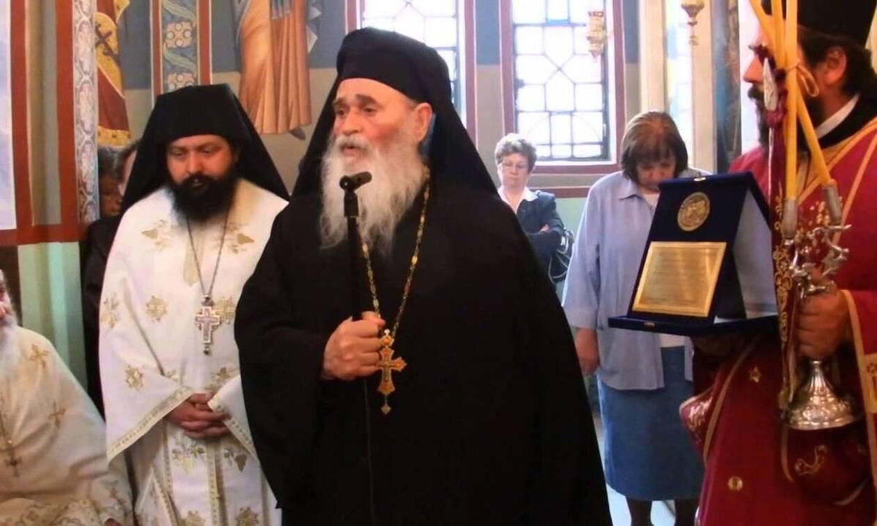 Εκοιμήθη ο προστάτης των φυλακισμένων πατήρ Γερβάσιος Ραπτόπουλος