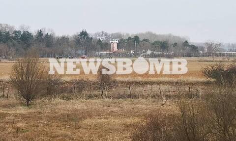 Το Newsbomb.gr στις Καστανιές – Τι δήλωσε ο δήμαρχος Ορεστιάδας