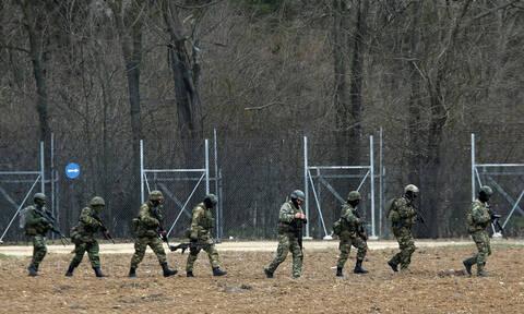Στον Έβρο αντιπροσωπία της ΝΔ: Ποια στελέχη «επιθεώρησαν» τη συνοριακή γραμμή