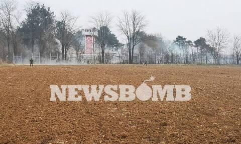 Έβρος - Ντοκουμέντο: Αυτά είναι τα χημικά που έριξαν οι Τούρκοι στους Έλληνες