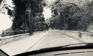 Πόσα άτομα νομίζετε μπήκαν σε αυτοκίνητο στην Εύβοια;