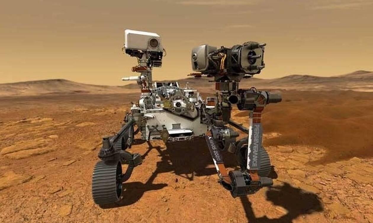 «Perseverance»: Αυτό είναι το νέο ρόβερ της NASA που θα ανακαλύψει εξωγήινη ζωή στον Άρη