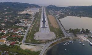 Ένα ελληνικό αεροδρόμιο ανάμεσα στα θεαματικότερα της Ευρώπης