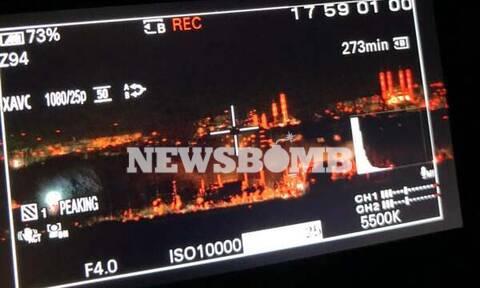 Έβρος - Βίντεο ντοκουμέντο: Πεδίο μάχης με συνεχείς απόπειρες εισβολής - Ρίψεις χημικών οι Τούρκοι