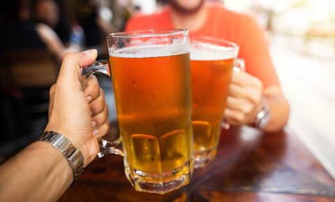 Έπινε μπύρες ασταμάτητα -  Δες πόσα κιλά έχασε!