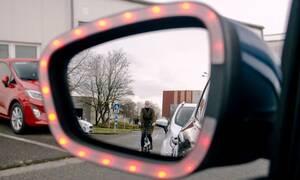 Ford: Η νέα πρωτοποριακή τεχνολογία Exit Warning αποδεικνύεται σωτήρια για τους δικυκλιστές
