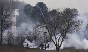 Έβρος: «Μετανάστες» φωνάζουν «αλλαχού ακμπάρ» - Ριπές στον αέρα από Τούρκους στρατιώτες