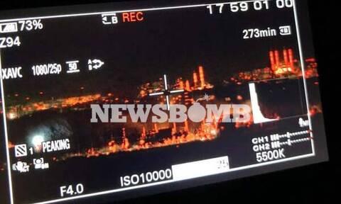 Έβρος: Νύχτα έντασης και άγριων επεισοδίων - Ρίψεις χημικών από τους Τούρκους