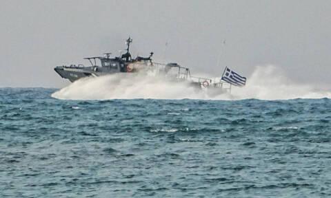 Μυτιλήνη: Νέο βίντεο-ντοκουμέντο από την παρενόχληση ελληνικού σκάφους από τουρκική ακταιωρό