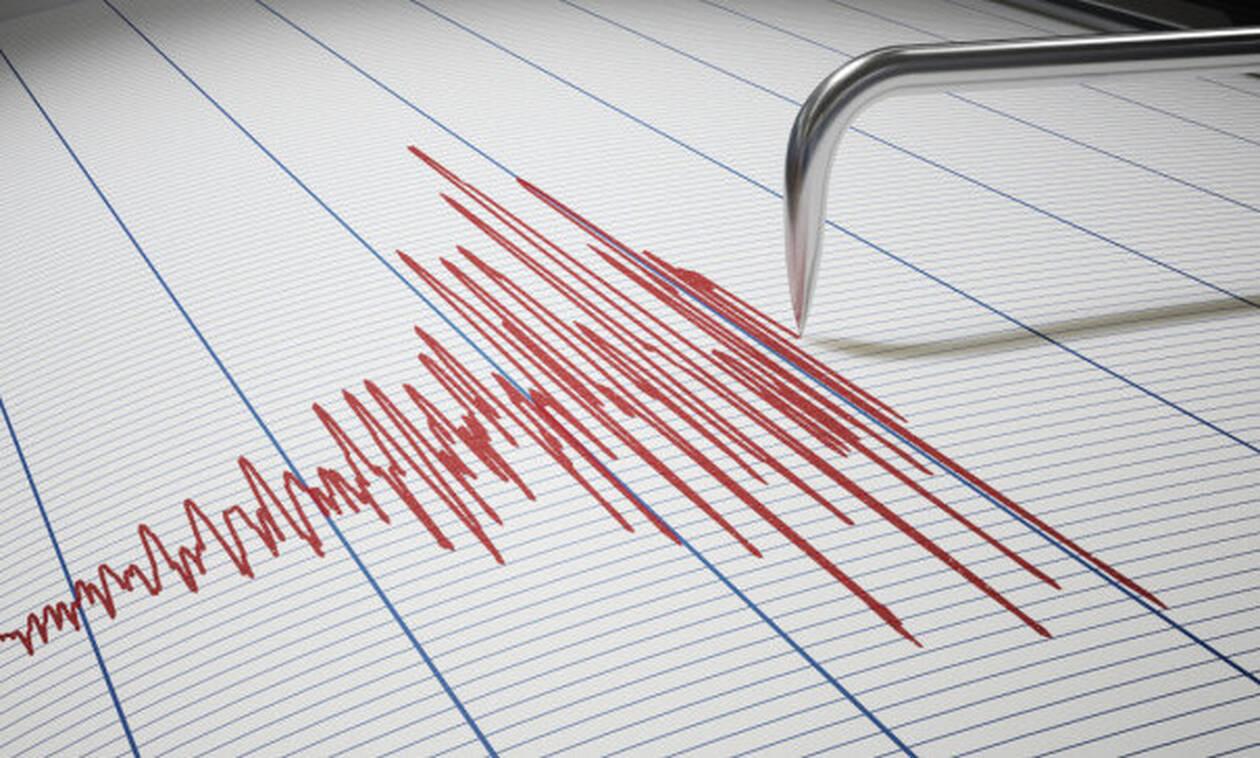 Σεισμός τώρα: Δείτε ποια περιοχή χτύπησε ο εγκέλαδος