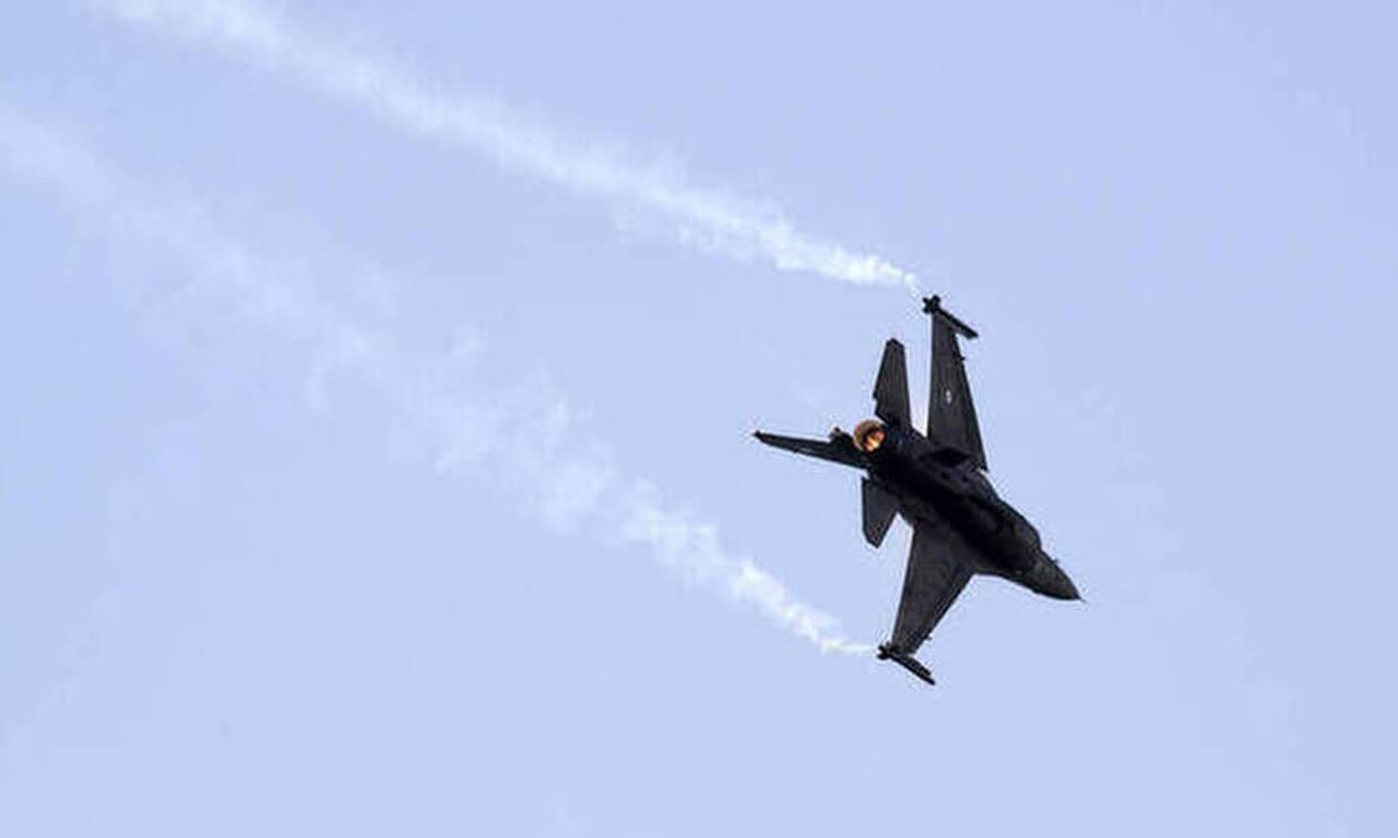 Προκλήσεις δίχως τέλος στο Αιγαίο: Πτήση τουρκικών F-16 πάνω από τoυς Λειψούς
