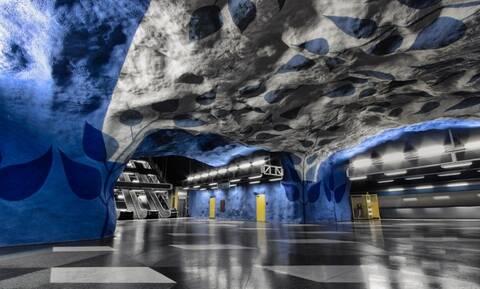 Οι 14 σταθμοί - έργα τέχνης που πρέπει να δεις