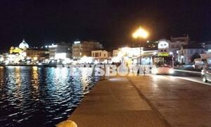 Το Newsbomb.gr στη Μυτιλήνη: «Δεν παρασυρόμαστε από τις τουρκικές προκλήσεις», λέει ο Λιμενάρχης