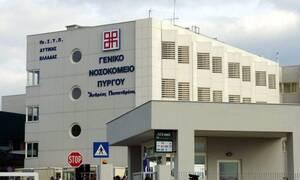Κοροναϊός: Θετικός στον ιό διευθυντής του νοσοκομείου Πύργου – Σε καραντίνα συνάδελφοί του