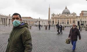 Κοροναϊός: Στους 3.400 οι νεκροί παγκοσμίως - Μέσω διαδικτύου η κυριακάτικη ευλογία του Πάπα