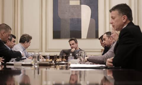 Η κυβέρνηση ενισχύει τον Έβρο με δυνάμεις ασφαλείας και στρατό