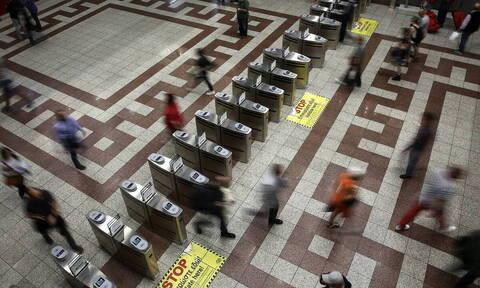 Κοροναϊός: Έκτακτα μέτρα σε Μετρό, Ηλεκτρικό και Τραμ