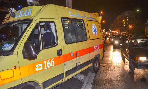 Αναστάτωση στη Λαμία: Έκρηξη σε σπίτι - Στο νοσοκομείο μια γυναίκα