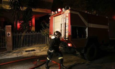 Τραγωδία στη Σαλαμίνα: Άνδρας εντοπίστηκε απανθρακωμένος στο δωμάτιό του