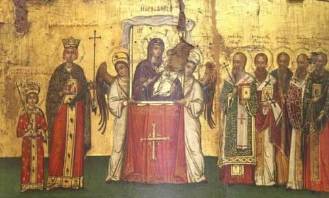 Κυριακή της Ορθοδοξίας 2020: Τι γιορτάζουμε σήμερα (8/3)